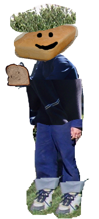 Sam went to bread